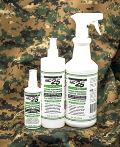 Mil-Comm MC25 Weapons Cleaner/Degreaser