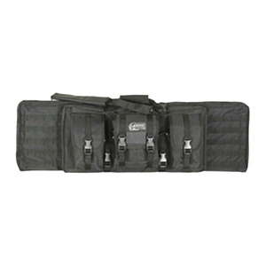 Voodoo Tactical 46 Inch MOLLE Soft Rifle Case / Padded Weapon Case