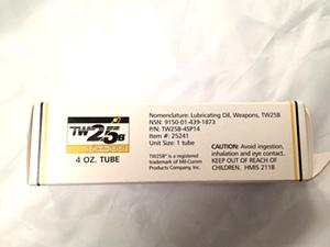 TW25B 4oz Gun Grease