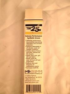 TW25B Grease Tube