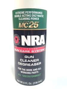 MC25 8oz Gun Cleaner / Degreaser