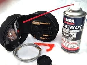NRA Revolver Blast Can