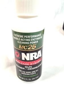 MC25 2oz Cleaner