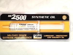 MC2500 Synthetic Oil