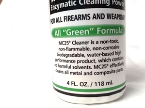 MC25 4oz Cleaning Spray