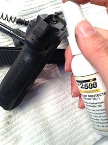 MC2500 Oil Pump Spray