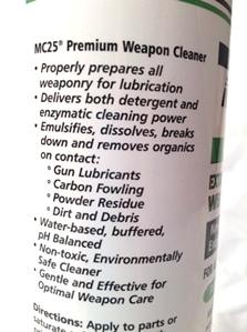 MC25 16oz Cleaner Pump Spray