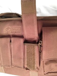 Voodoo Tactical Enlarged Pistol Case