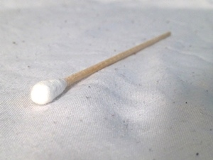 Spitfire Tactical Large One Sided Swab