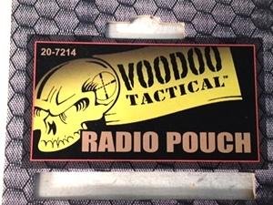 Voodoo Tactical Radio Pouch